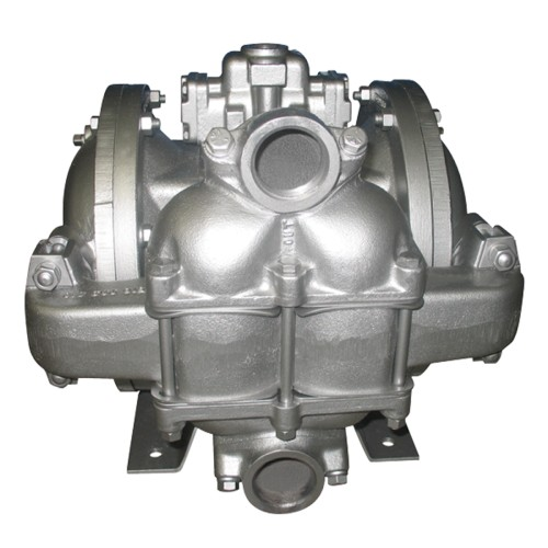HDB1 Half and HDB40 Metallic 1 Half Inch (40 MM) AODD – Ball Valve Pump