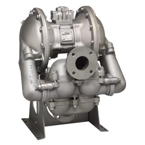 HDB3 & HDB4 Metallic 3inch & 4inch(80mm & 100mm) AODD – Ball Valve Pumps Bottom