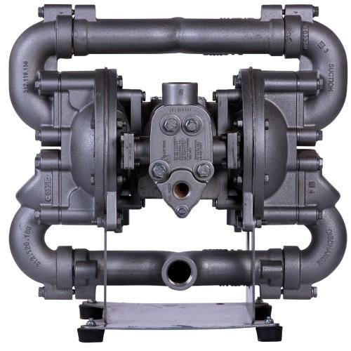 HDF1 and HDF25 Metallic 1inch (25mm) AODD – Flap Valve Pump