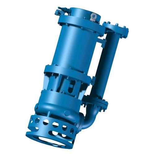 HTMS Slurry Submersible Pump