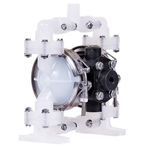 PB 1:4 0.25 Non-metallic AODD Pump Side