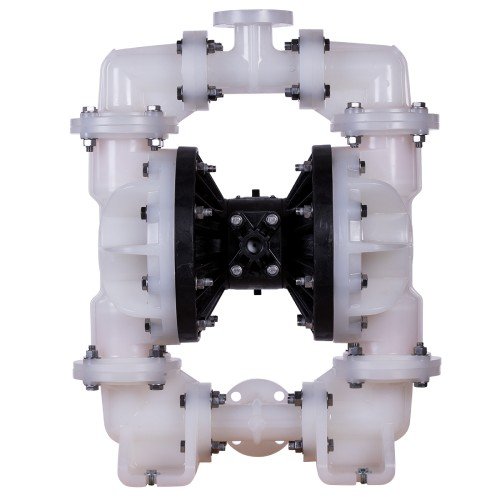S15 Non-Metallic 1 Half inch (40mm) AODD – Ball Valve Pump