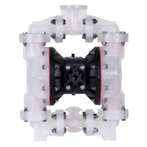 S1F Non-Metallic 1inch (25mm) AODD – Ball Valve Pump