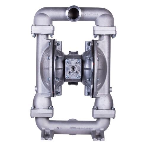 S20 Metallic 2 inch (50mm) AODD – Ball Valve Pump
